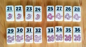 dominos de pickomino