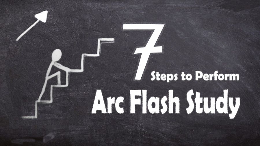 Arc Flash Study Steps
