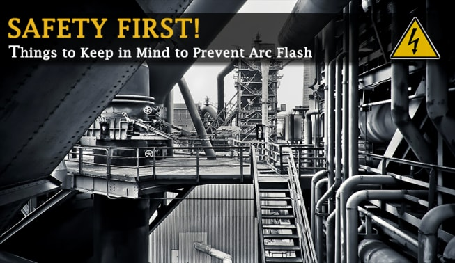 Arc Flash Hazards Safety