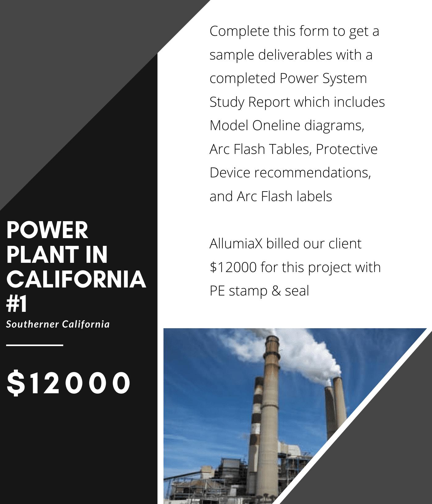 Power Plant in California #1