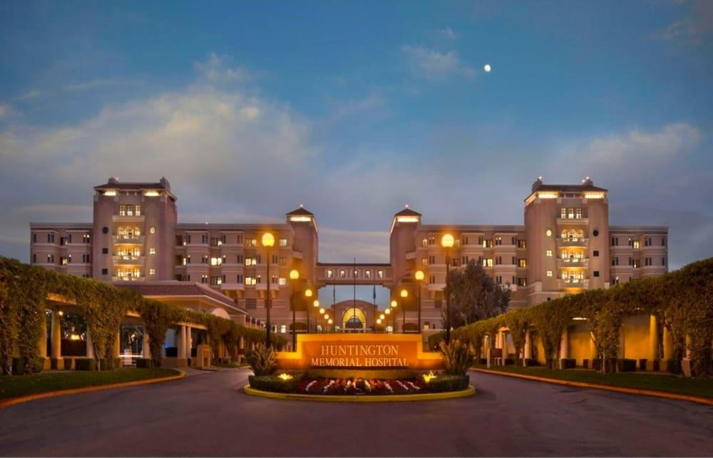 South Huntington Hospital
