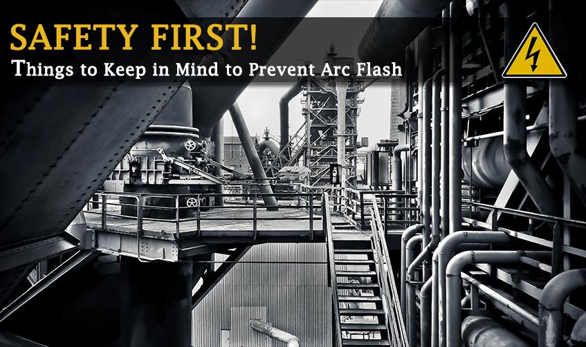 Arc Flash Hazards Safety