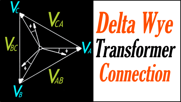 Delta Wye Transformer Connection