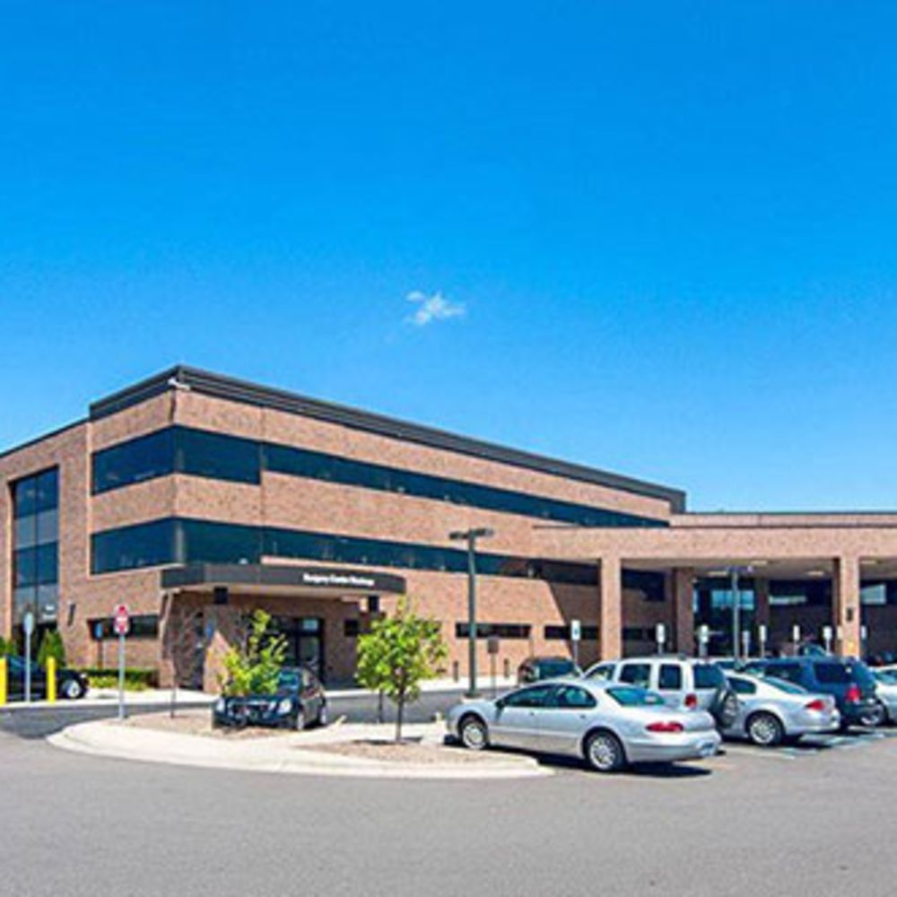 Allure Medical - West Bloomfield building