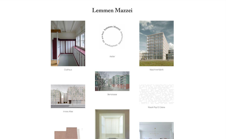Lemmen Mazzei