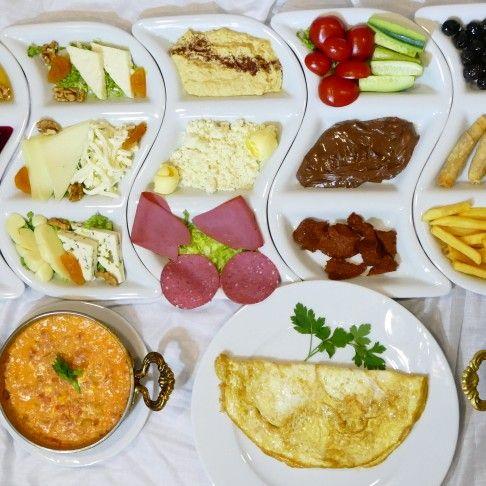 2. Serpme Kahvaltı ( 2 kişilik*)
