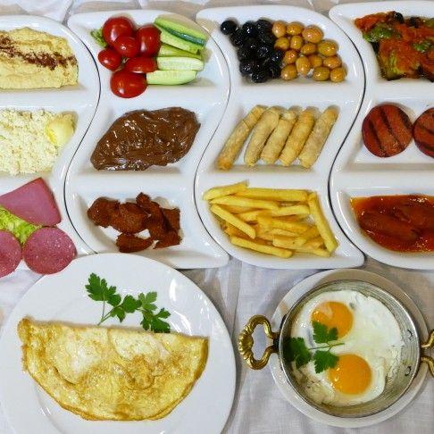 1. Van Kahvaltısı (2 kişilik*)