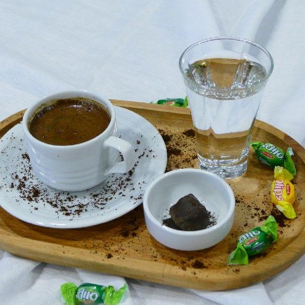 185. Damla Sakızlı Türk Kahvesi