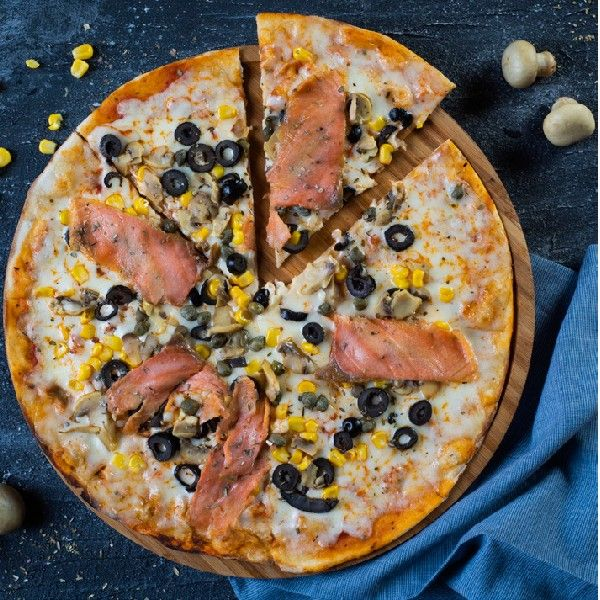 SOMONLU PIZZA