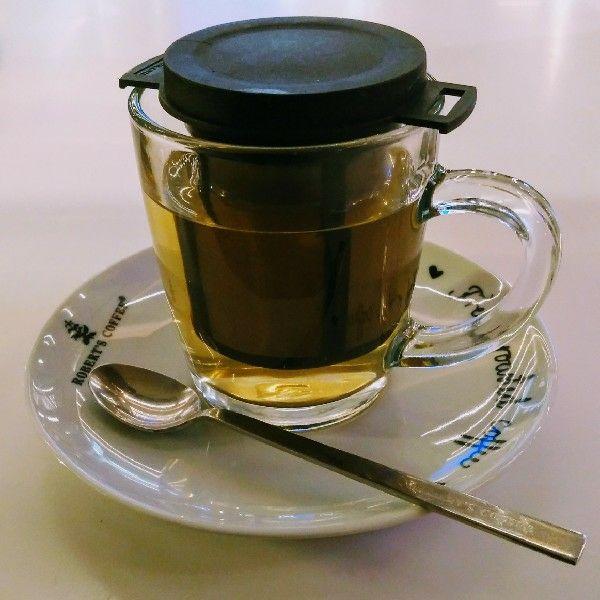Yeşil Çay Ginseng Tea