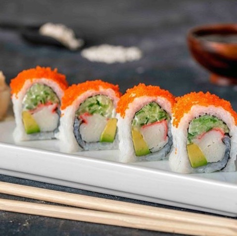 301.California Roll