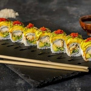 402.Dragon Roll