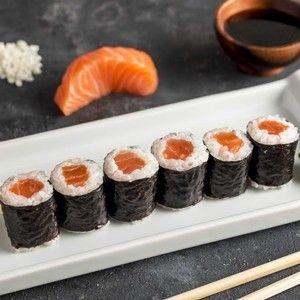 205.Sake Maki