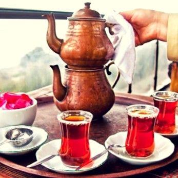 Çay Dünyası