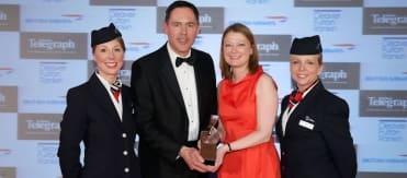 Almac wins Double Award Belfast Telegaph