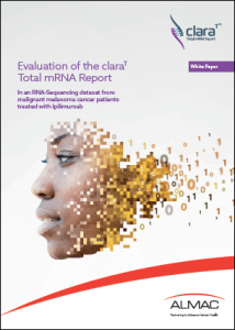 Evaluation  of the claraT Total mRNA Report | White Paper