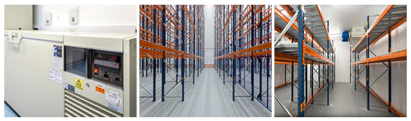 Storage Sample Management Service