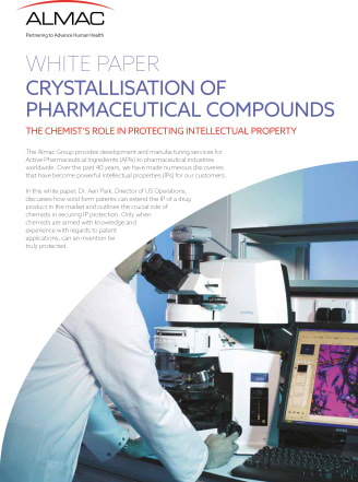 Crystallisation of Pharmaceutical Compounds