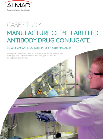 Manufacture-of-14C-Labelled-Antibody-Drug-Conjugate