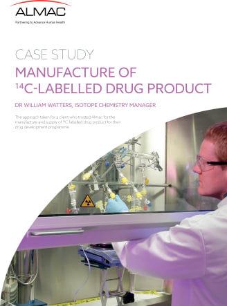 Manufacture of 14C-Labelled Drug Product