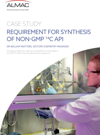 Requirement-for-Synthesis-of-Non-GMP-14C-API