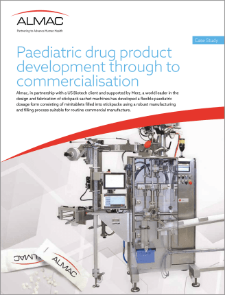 Paediatric Drug Product Development through to Commercialisation