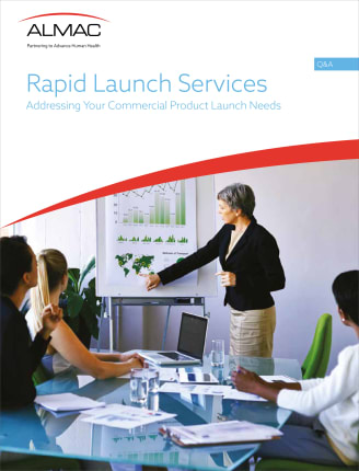 Rapid Launch Services - Addressing Your Commercial Product Launch Needs