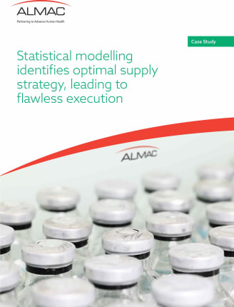 Statistical Modelling Identifies Optimal Clinical Supply Strategy