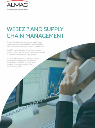 WebEZ™ and Supply Chain Management (SCM)