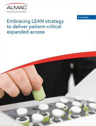 Embracing LEAN strategy to deliver patient-critical expanded access