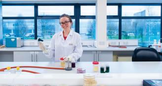Disinfectant Efficacy Testing (DET)