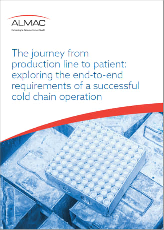 The journey from production line to patient: exploring the end-to-end requirements of a successful cold chain operation.