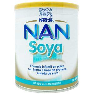 leche formula de soya para bebes