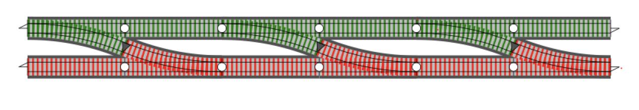Railway Track Model
