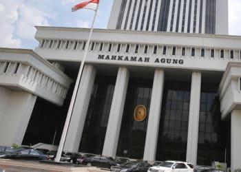 Gedung MA. (Foto: Ari Saputra)