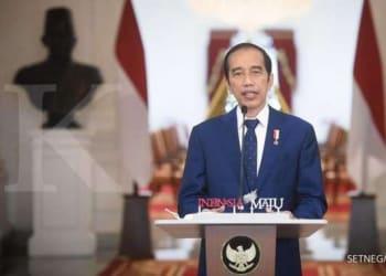 ILUSTRASI. Presiden Joko Widodo .