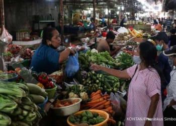 ILUSTRASI. Kementan klaim ketersediaan pangan aman hingga akhir Mei 2021