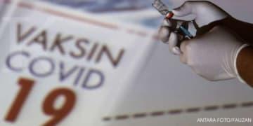 ILUSTRASI. Vaksinasi Covid-19 Indonesia 11 Februari 2021: Tahap ke-1 mencapai 1.017.186 orang.. ANTARA FOTO/Fauzan/aww.