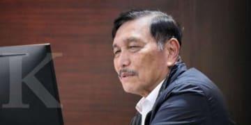 ILUSTRASI. Menteri Koordinator Bidang Kemaritiman dan Investasi, Luhut Binsar Pandjaitan.