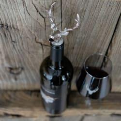 Weinflaschen Ausgießer Pourer Stag