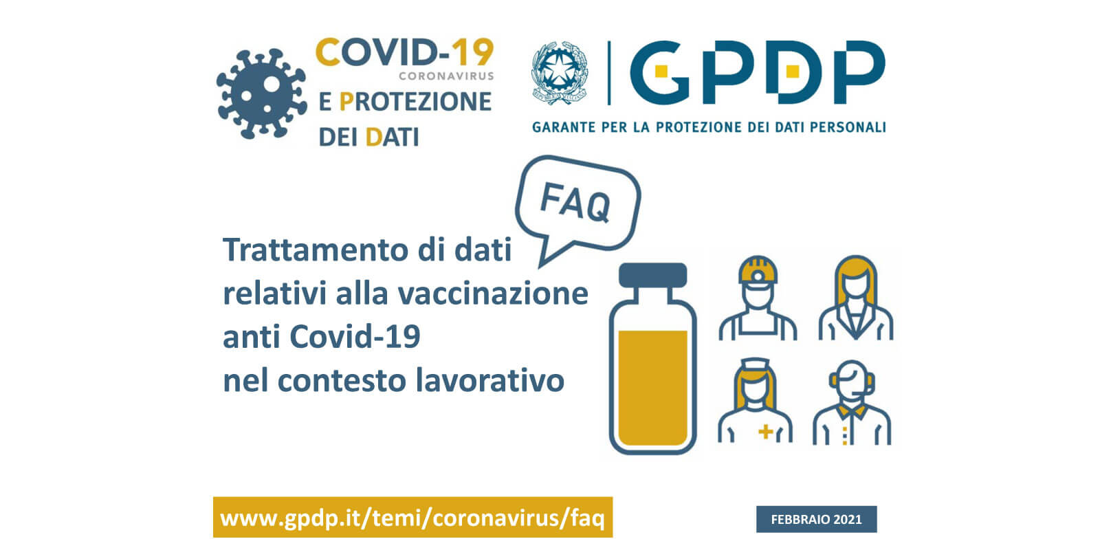 FAQ Vaccino Aziende