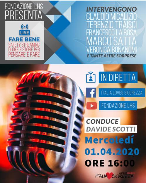 ITALIA LOVE SICUREZZA Against Covid-19