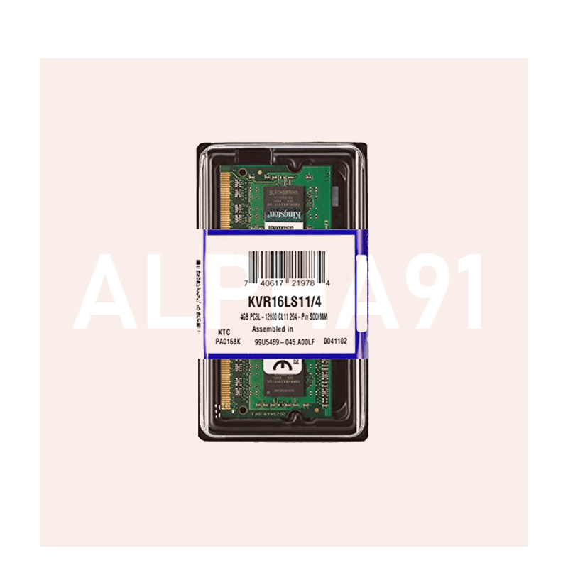 LAPTOP RAM 4GB DDR3 (PC3)  1600MHZ VARIOUS BRANDS 2