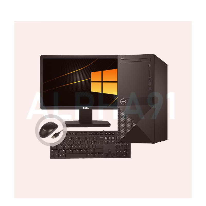 DELL VOSTRO 3670 CORE i3 BUSINESS DESKTOP PC 1
