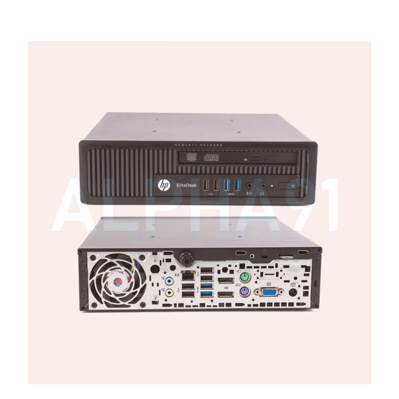 HP ELITEDESK 800 G1 CORE i5 USDT BUSINESS PC 2