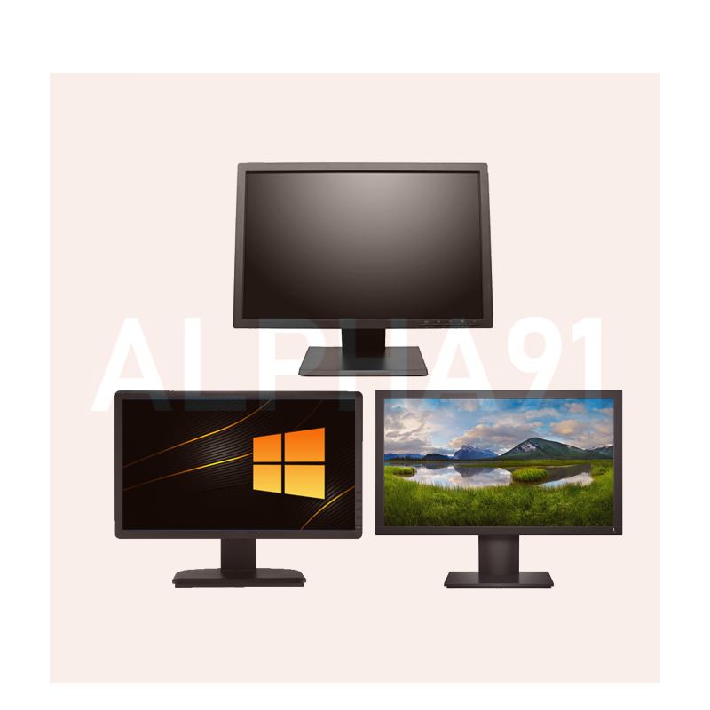 19INCH LED/LCD MONITOR VARIOUS BRANDS 1