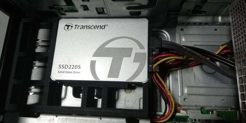 3d Printed SSD Hard Drive Adaptors