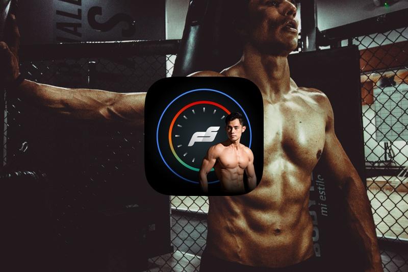 Jordan Yeoh Fitness Timer, Fitsifu