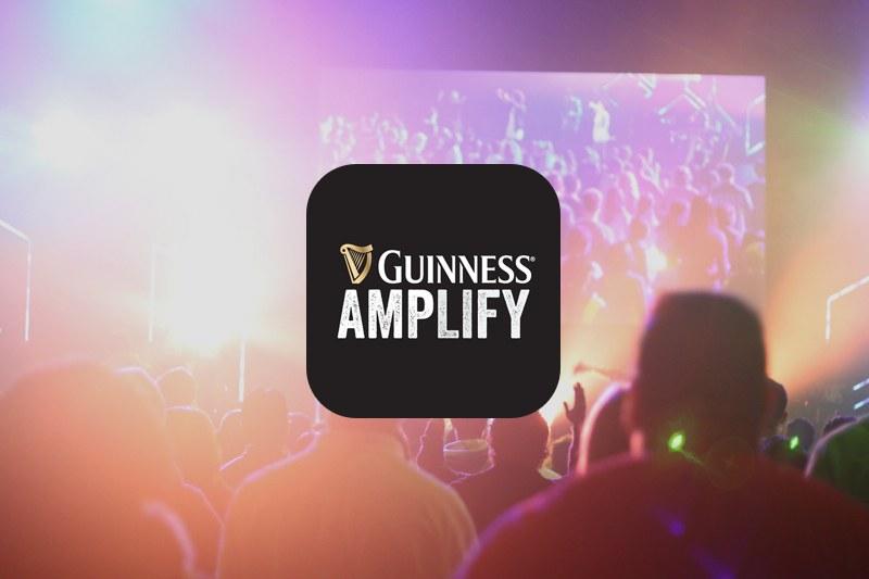 Amplify Guinness