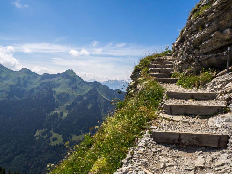 Höhenwege in der Schweiz: unsere Favoriten
